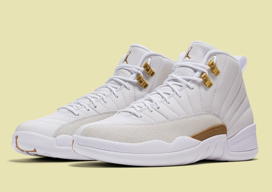 Official Images Of The Air Jordan 12 OVO Emerge