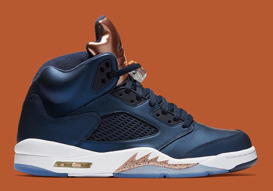 Nike Air Jordan 5 Retro Drue Joggesko Nyheter rgOVuJT