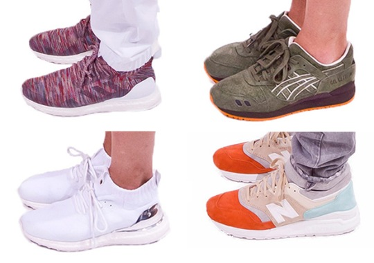 Ronnie Fieg's KITHLAND Unveils A Number Of Upcoming Collaborations