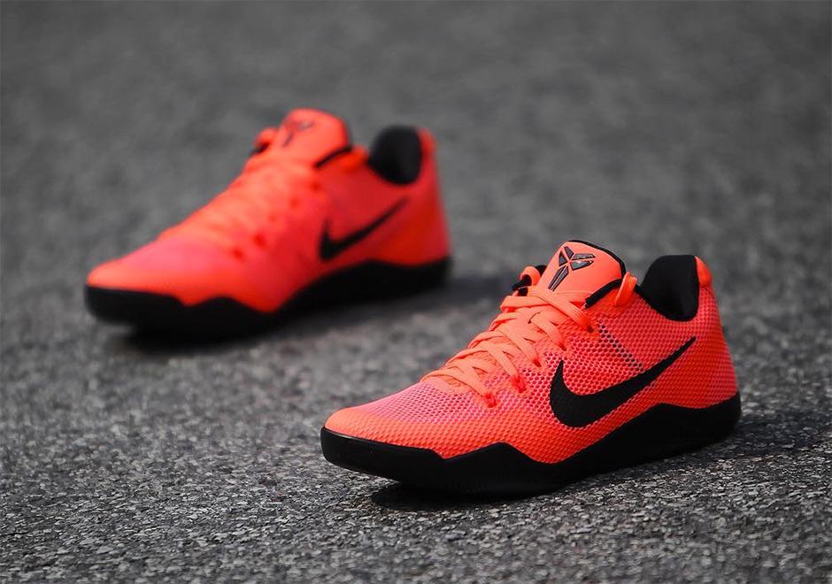 new products 830af 69d6a Nike Kobe 11 Barcelona   SneakerNews.com