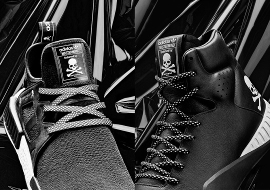 adidas Originals Unveils The mastermind Japan Collection