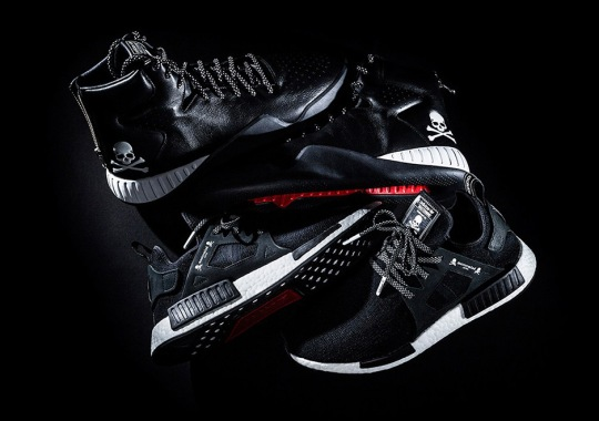 mastermind Japan x adidas Originals Collab Releases On September 20th