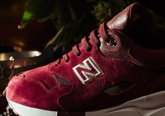 UBIQ Teases Upcoming New Balance 1600 Collaboration