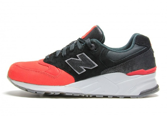 New Balance Brings Waxed Canvas To The 999
