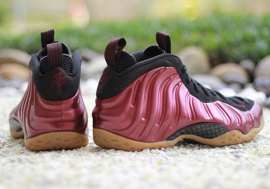 f84f0b8fd61 Nike Air Foamposite One. Color  Night Maroon Maroon-Gum-Light Brown-Black  Style Code  314996-601