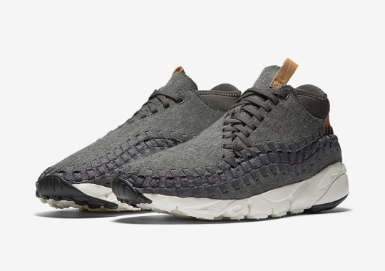 Nike Footscape Woven Chukka SE Releases For October
