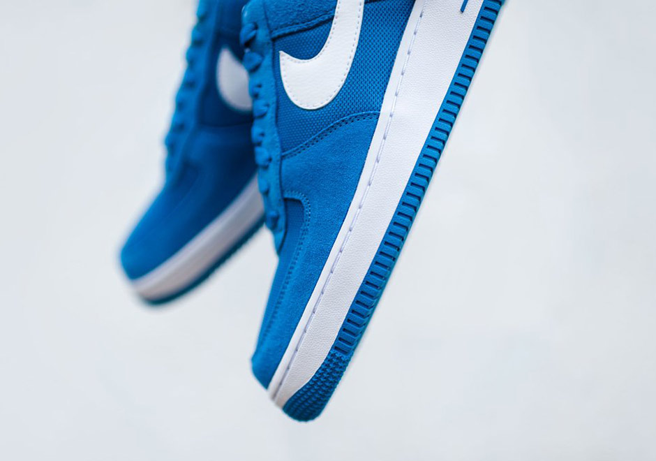 best classic in stock Nike Air Force 1 Low Star Blue 820266-402 | SneakerNews.com