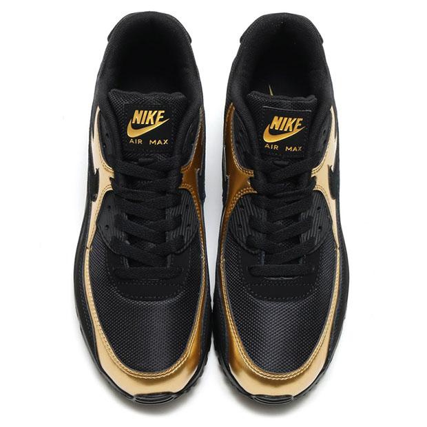 Nike Air Presto Essential x Nike Air Max 90 Essential Gold