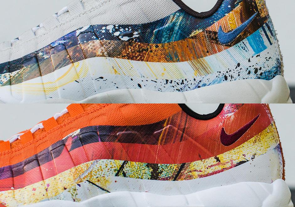 Nike Air Max 95 Dave White