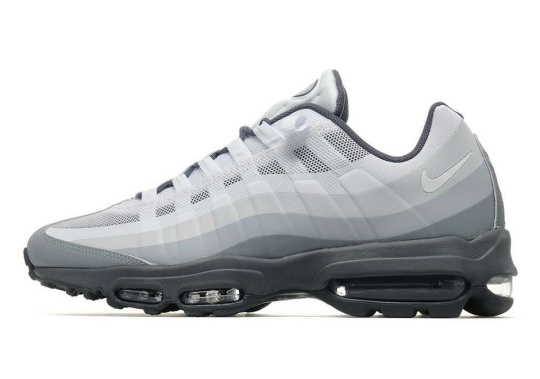 Nike Remasters The Air Max 95 With Ultra Soles And Seamless Uppers
