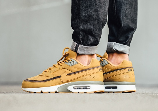 """The Nike Air Max BW Joins The """"Wheat"""" Family"""