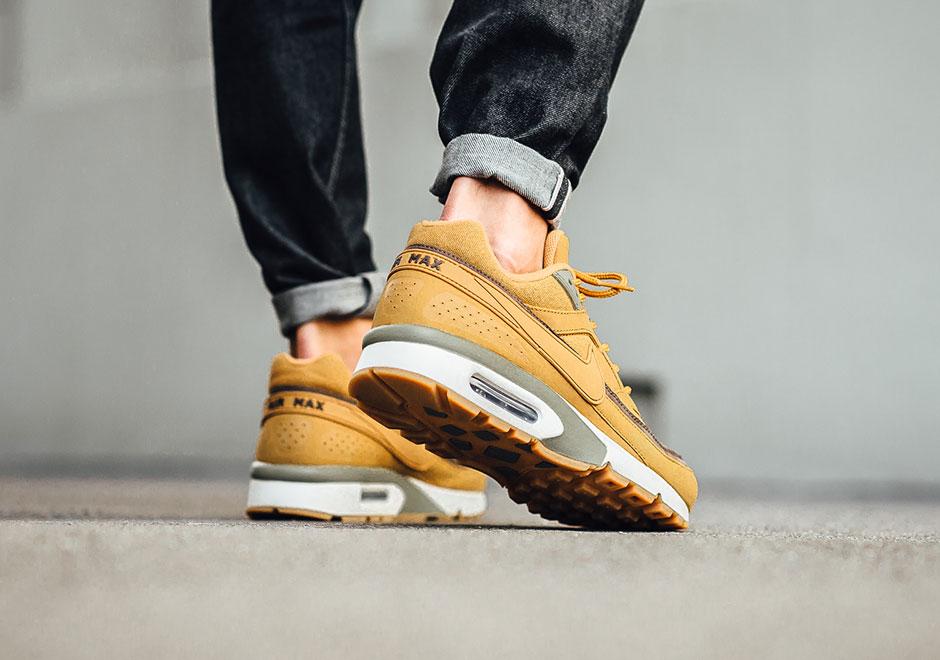 Nike Air Max BW Wheat 881981 700 |