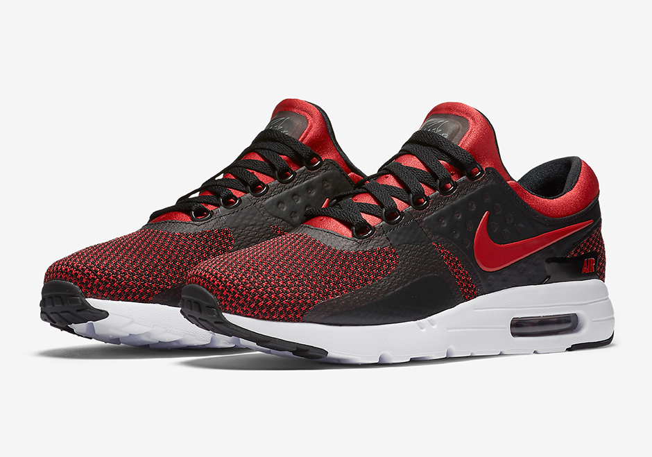 nike air max red and black and white checker