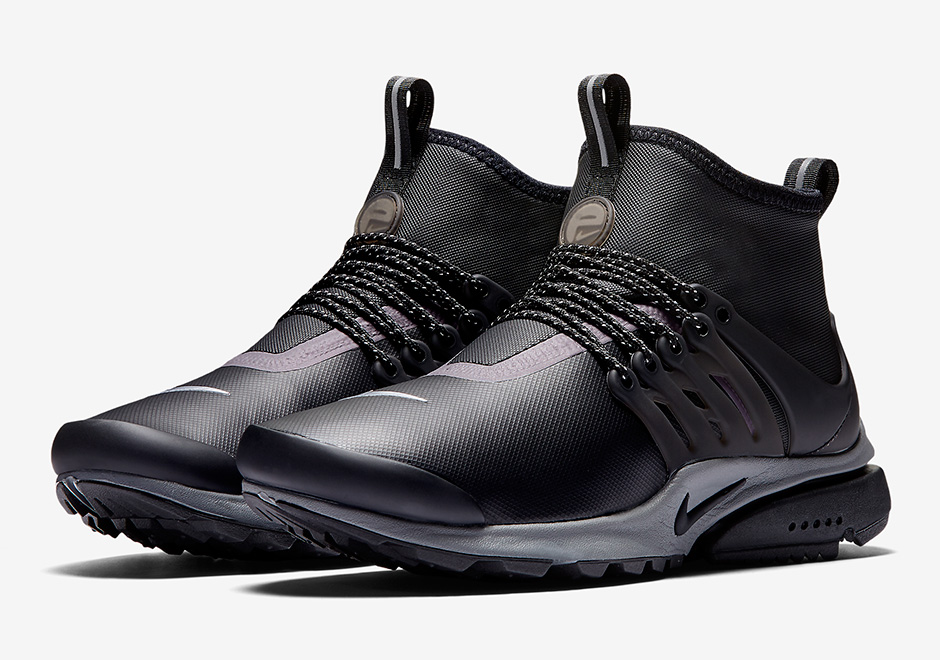 3c8a50ea062e Nike Sportswear is bolstering the Nike Presto for the colder months as  showcased by their recent collaboration with ACRONYM. The good news is