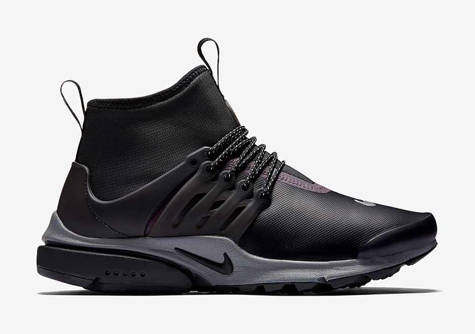 new arrival 85abf e47ea Nike Presto Mid Utility Women's Colorways | SneakerNews.com