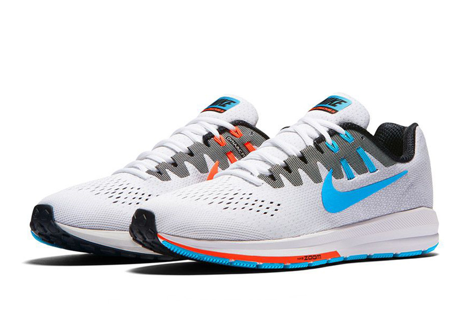 best website 8d506 1536b NIKE AIR ZOOM STRUCTURE 20