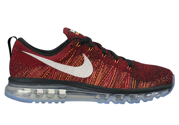 Nike Flyknit Air Max. Color  Black Summit White-Team Red-Bright  Citrus-Ember Glow Style Code  620469-011. Price   225 f2d29379d
