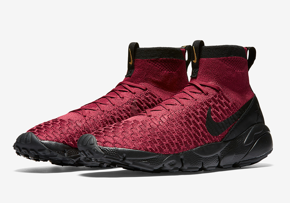 nike footscape hyperdunk red