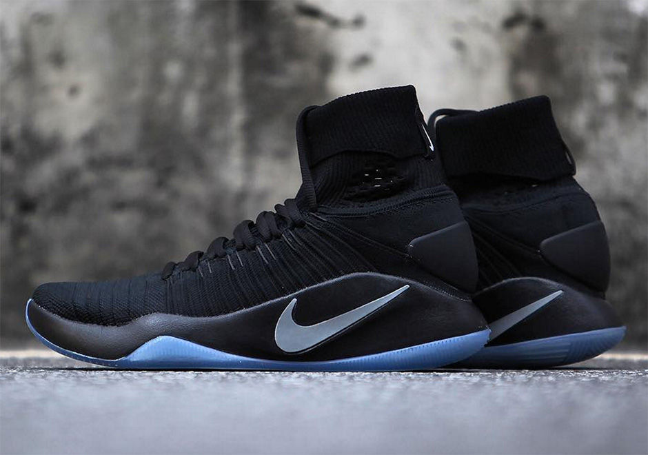 purchase cheap d7a2a 38db1 Nike Hyperdunk 2016 Elite Black Pure Platinum   SneakerNews.com