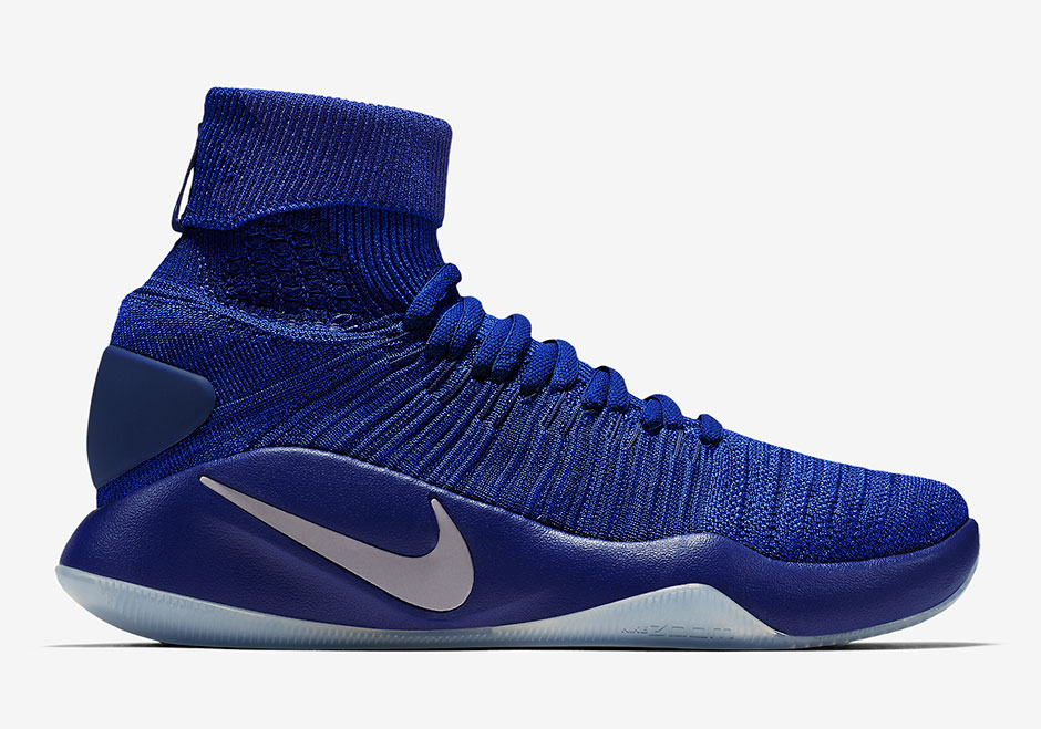 Nike Hyperfuse Youth Basketball Shoes