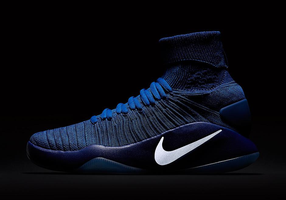 sale retailer d41a9 70e82 Nike Hyperdunk 2016 Elite Game Royal 843390-404   SneakerNews.com
