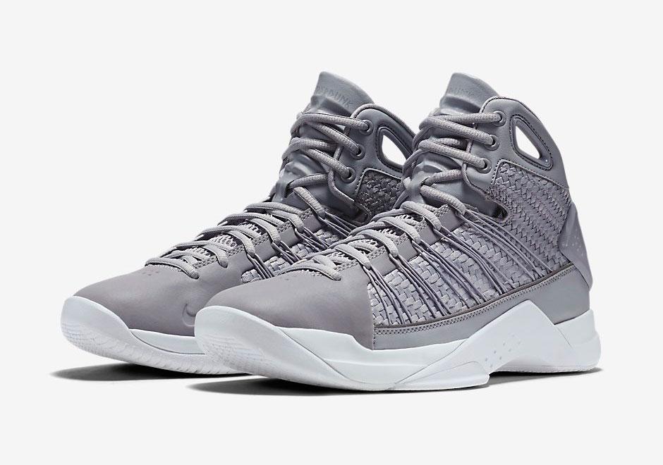 0dd65b5add5 Nike Hyperdunk 2016 Grey And White Colors 2017 Nike Hyperdunk 2018 ...