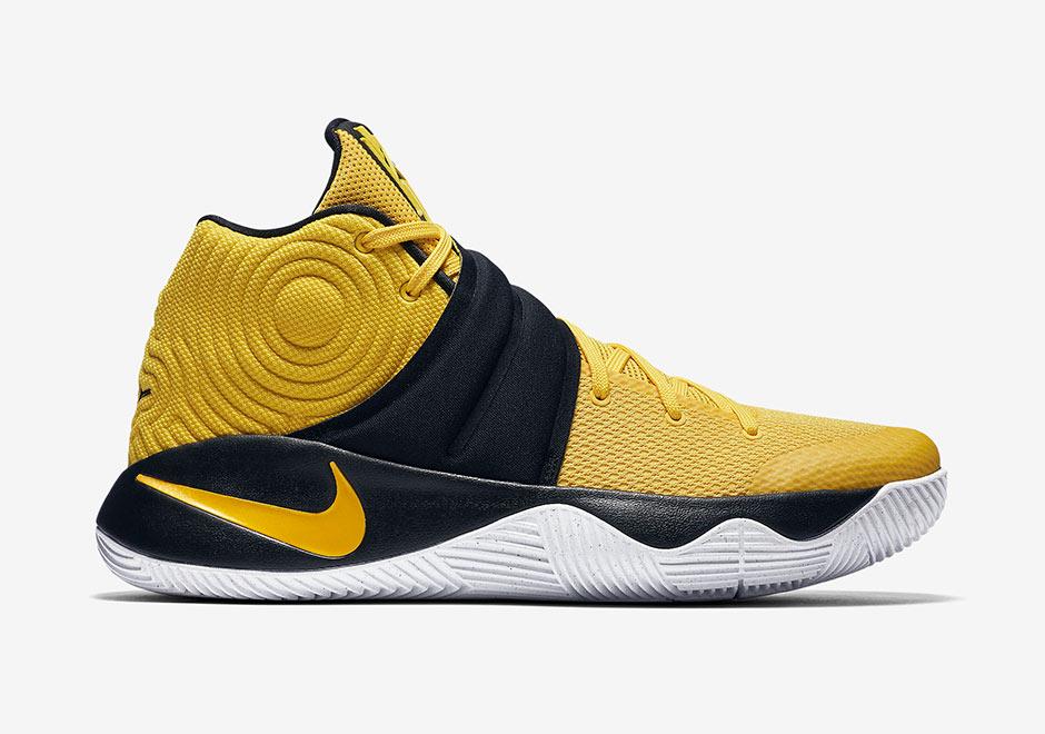 "9ef43bfc90d ... Shoes Yellow Red Black Orange 838639 Nike Kyrie 2 ""Australia"" ..."