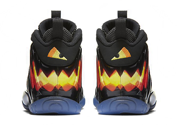 Nike foamposite halloween releasing sneakernews