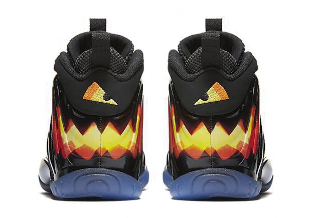 Nike Foamposite Halloween Releasing