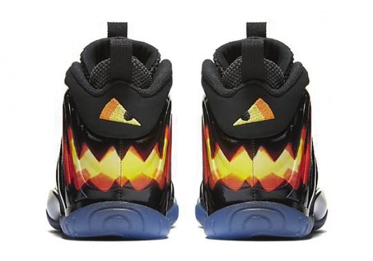 Nike Is Releasing Halloween Foamposites