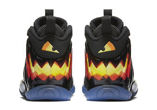 Nike Is Releasing Halloween Foamposites