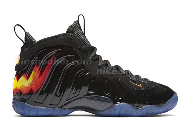 Nike foamposite halloween releasing sneakernews