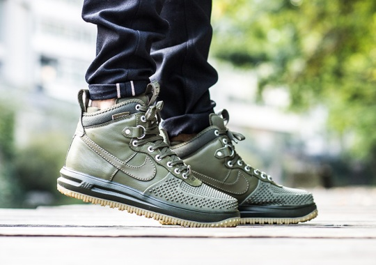 Nike Lunar Force 1 Duckboot Collection For Fall 2016 d75246b3f
