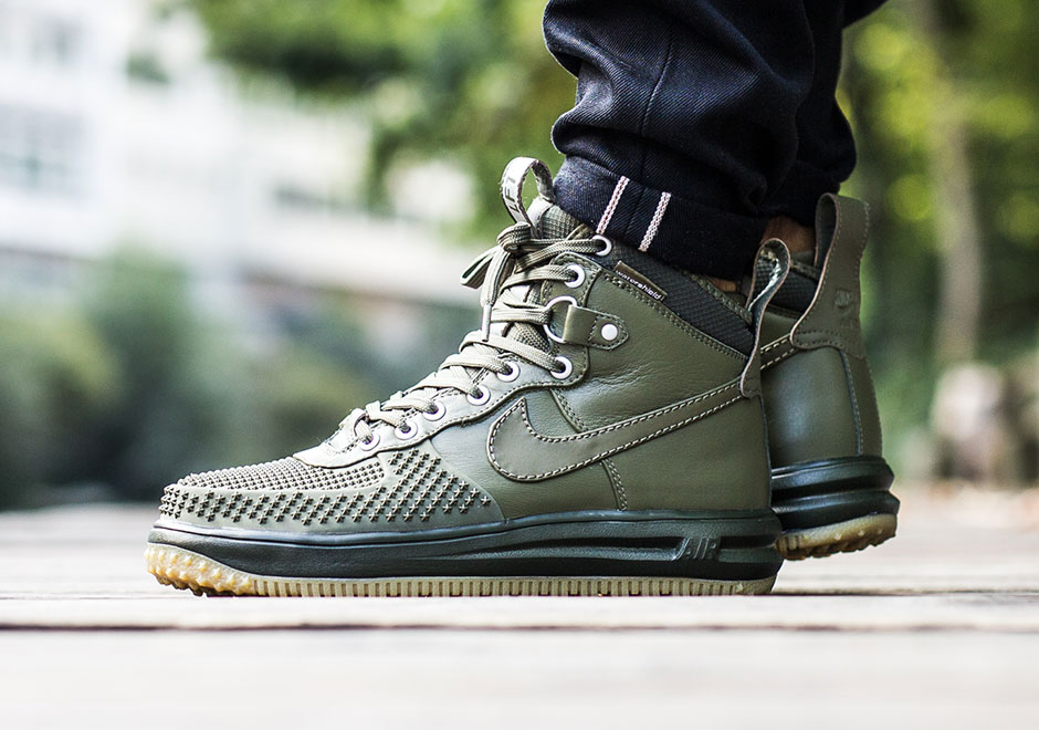 Nike Lunar Force 1 Duckboot Collection For Fall 2016
