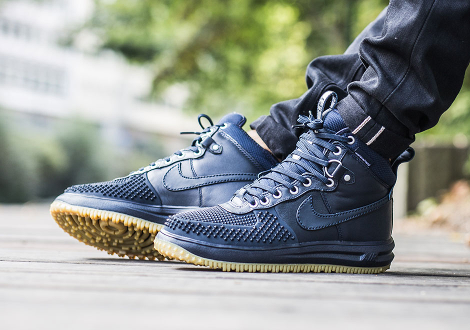 Nike Lunar Force 1 Duckboot Collection