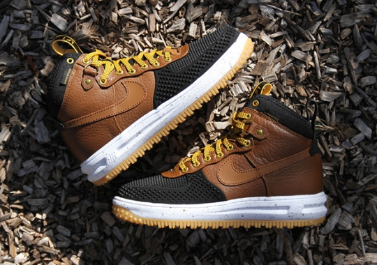 The Original Nike Lunar Force 1 Duckboot Is Back
