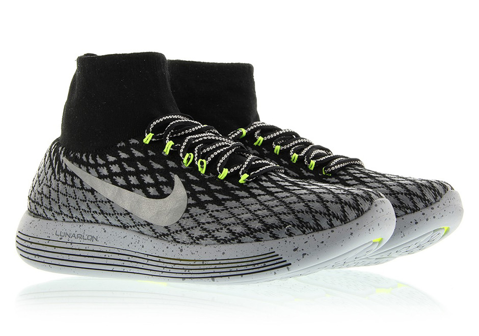 discount 5d4a3 57fa1 Nike Makes The LunarEpic Flyknit Waterproof Thanks To Shield