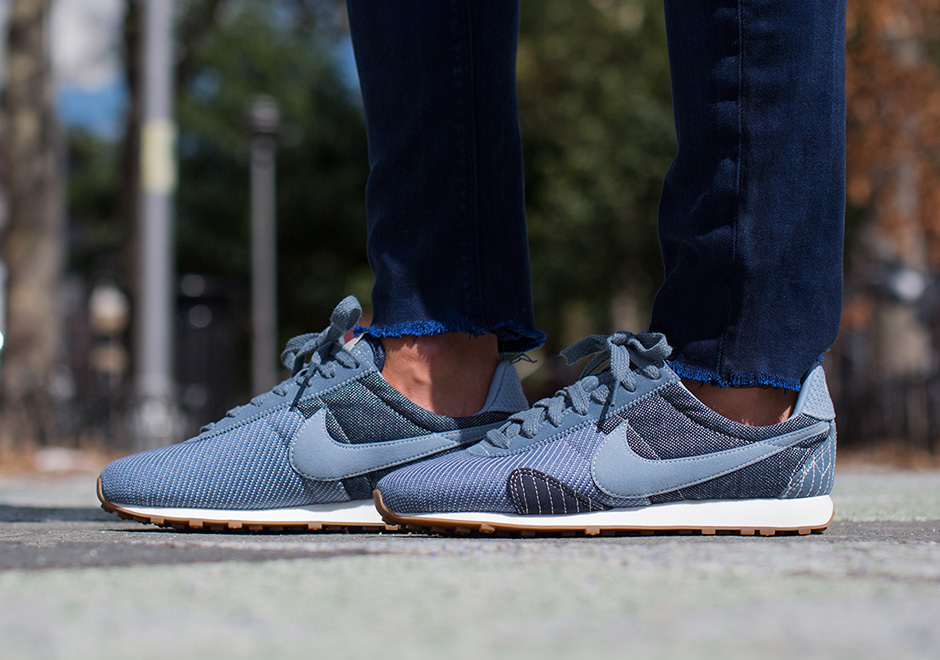 e04588b796d0f The Nike Pre Montreal Racer has usurped the Nike Internationalist as NSW s  go-to classic runner with a lifestyle treatment. While this duo of women s  ...