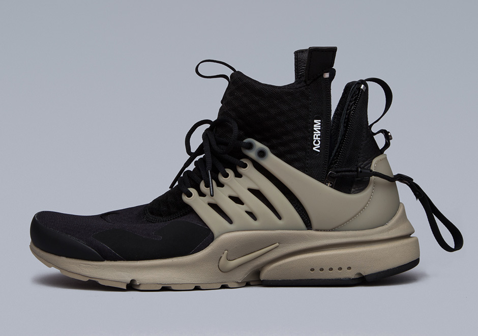 wholesale dealer 2b9f9 fe67a ACRONYM x Nike Air Presto Mid
