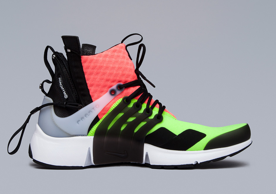 wholesale dealer ab815 a7b86 ACRONYM x Nike Air Presto Mid