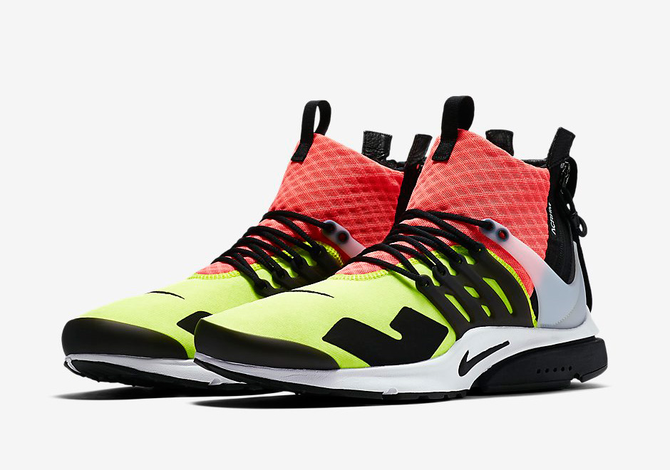 c92bb9789232 The ACRONYM x Nike Presto Mid Releases This Week - SneakerNews.com