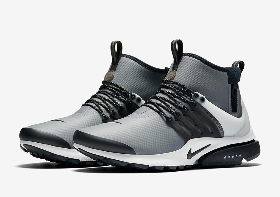 online retailer b4a46 34728 Nike Presto Mid Utility November 2016 Releases | SneakerNews.com