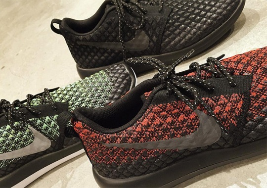First Look At The Nike Roshe Two Flyknit 365