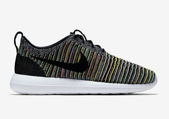 "Nike Roshe Two Flyknit ""Multi-Color"""