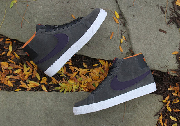 Halloween Colors Are Back On The Nike SB Blazer