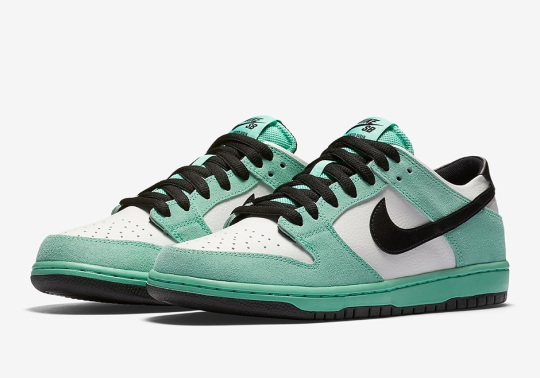 """Nike SB Brings Back The Legendary """"Sea Crystal"""" In Low Form"""