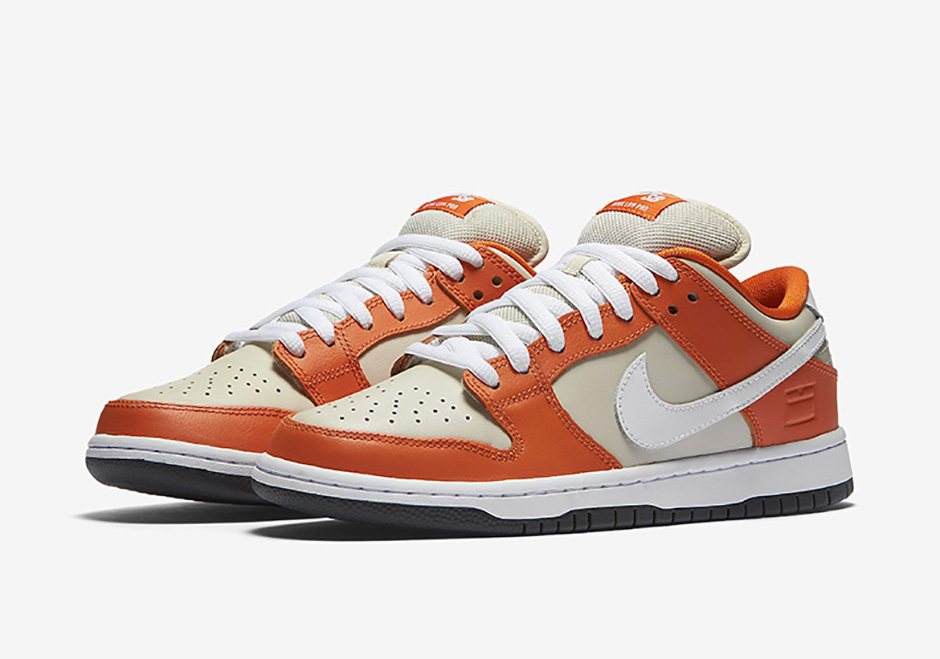 Nike SB Dunk Low Orange Box Release Date  0cfe91bd1