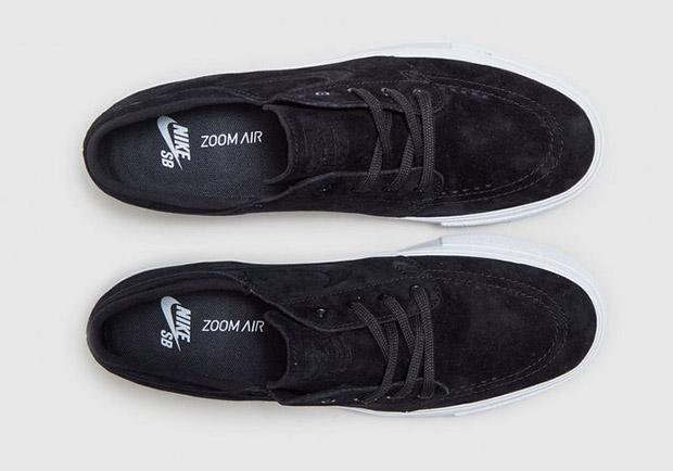 90e968a59354 Nike SB Stefan Janoski Premium HT. Color  Black White Style Code  854321-001