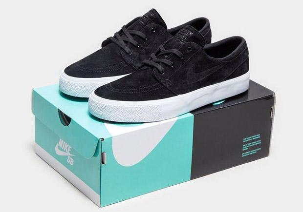38298d2fdfd1 Nike SB Stefan Janoski Premium HT. Color  Black White Style Code   854321-001. show comments