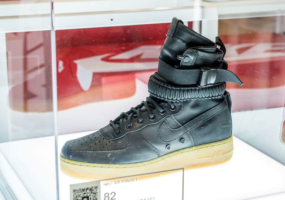 nike air force 1 sf special
